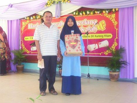 Anugerah Ko-Kurikulum ( Perempuan )